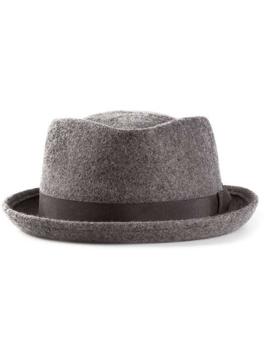 CA4LA pork pie hat