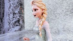 Frozen~There's so much fear!!