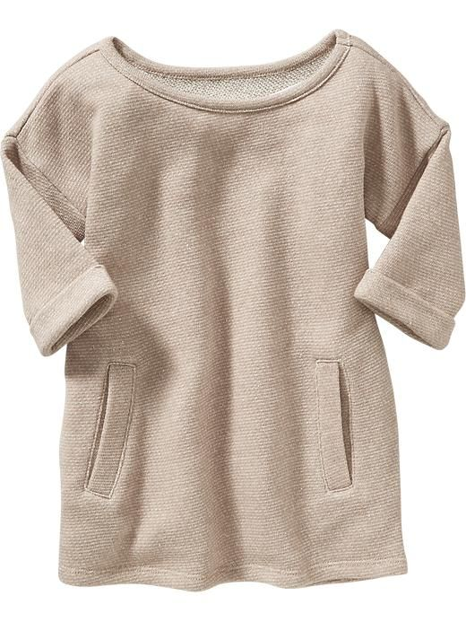 Sparkle French-Terry Tunic for Baby Product Image