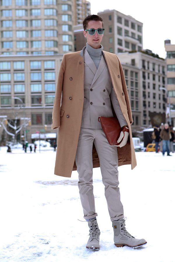 Otoño/invierno New York FW 2013