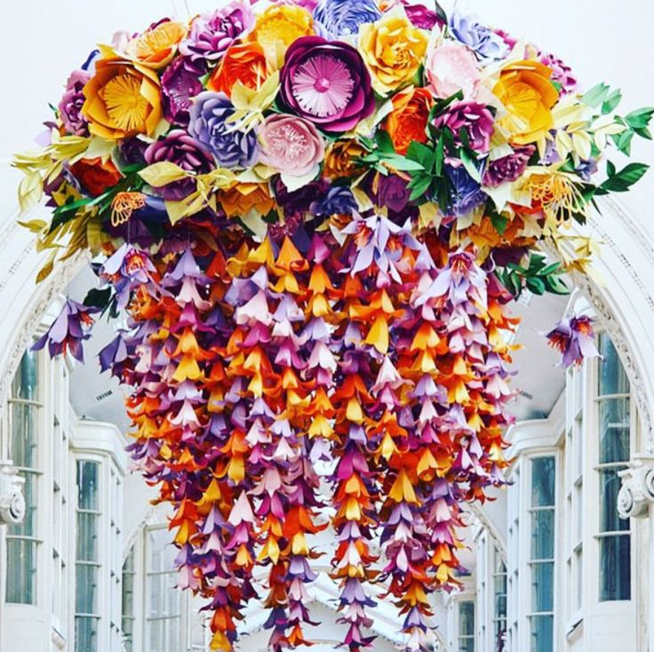 537 best diy paper flowers images on pinterest crepe paper 26 paper flower artists to follow on instagram mightylinksfo