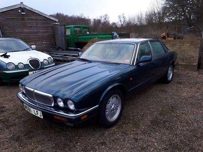 eBay: Jaguar X300 3.2 Sovereign Auto 1995 Spares or Repair #carparts #carrepair