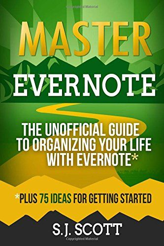 218 best nonfiction kindle images on pinterest books to read master evernote the unofficial guide to organizing your life wevernote ebook fandeluxe Image collections