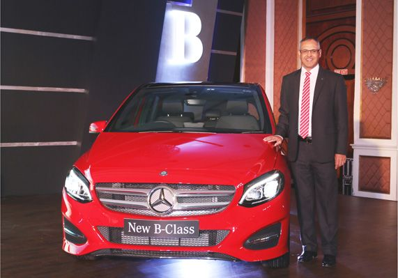 Along with the updated B-Class, Mercedes-Benz has also launched the A 200 CDI, priced at Rs 26.95 lakh (ex-showroom, Mumbai).