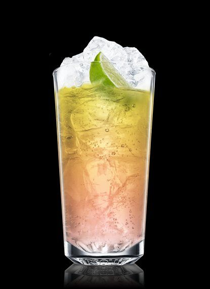 ABSOLUT Raspberri Ambitious - Fill a chilled highball glass with ice cubes. Add ABSOLUT Raspberri, cranberry juice and lime juice. Top up with lemon-lime soda. Garnish with lime. 4 Parts ABSOLUT RASPBERRI, 2 Parts Cranberry Juice, 1 Part Lime Juice, Lemon-Lime Soda, 1 Wedge Lime