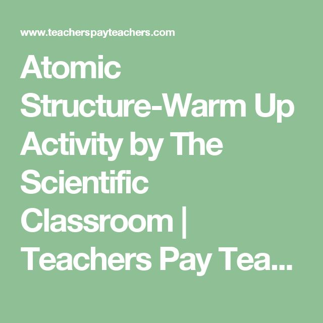 84 best Atoms images on Pinterest Chemistry, Physical science and - best of periodic table atomic number 7