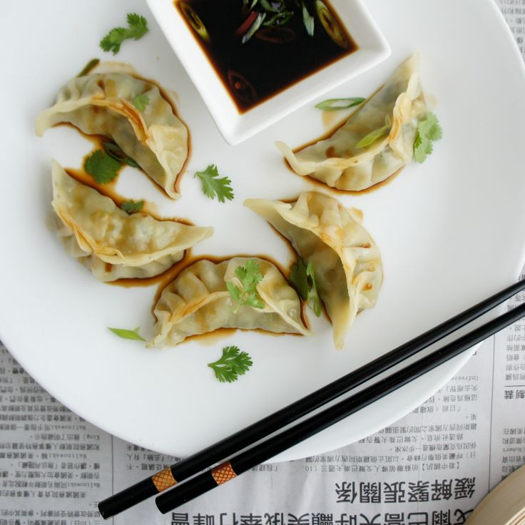 Why go out for takeaway when you can make these Prawn and Snow Pea Steamed Dumplings.