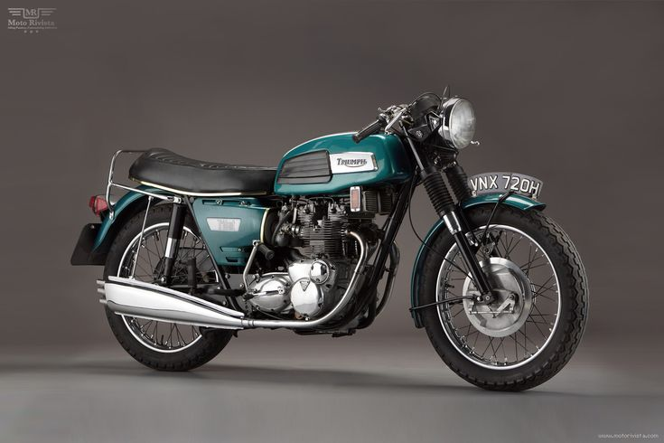 British #Motorcycle Manufacturer #Triumph produced the Triumph Trident T150 while it was going through its toughest time. The late 60s saw Triumph's struggling era; bikes from Europe and Japan were taking its toll.    Triumph Motorcycles have been through many ups and downs; in 1951 it was sold to its competitor BSA. The most iconic Triumph Motorcycle was produced in 1959 which was the Triumph Bonneville.