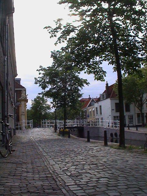 Groenhazengracht Leiden
