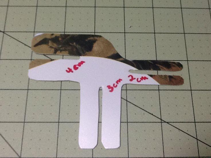 Haar Schleifen Werkzeug selber machen - Haarschleifen Werkzeug DIY - Hun...