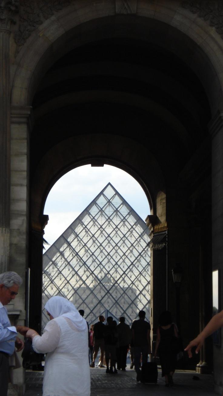 Musee du Louvre Paris 2011