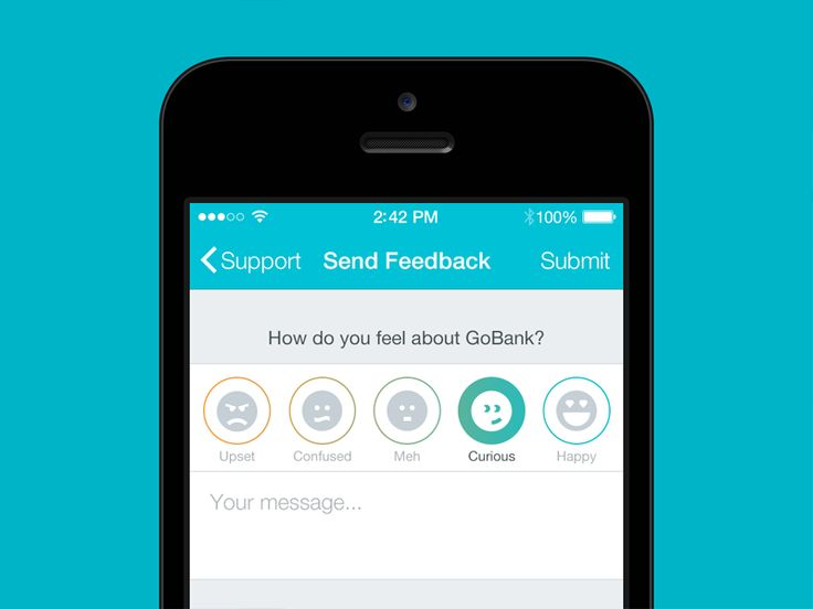 GoBank Feedback