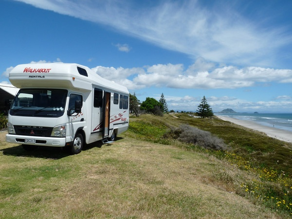 Our motorhome from home.