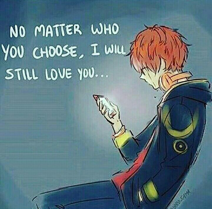 707, Mystic Messenger >>> Stuff like this makes me want to save up more hourglasses quickly