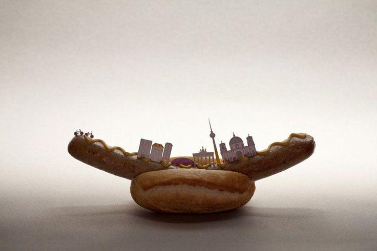 #Berlin #BeaCrespo #AndreaGPortoles #food #art #city