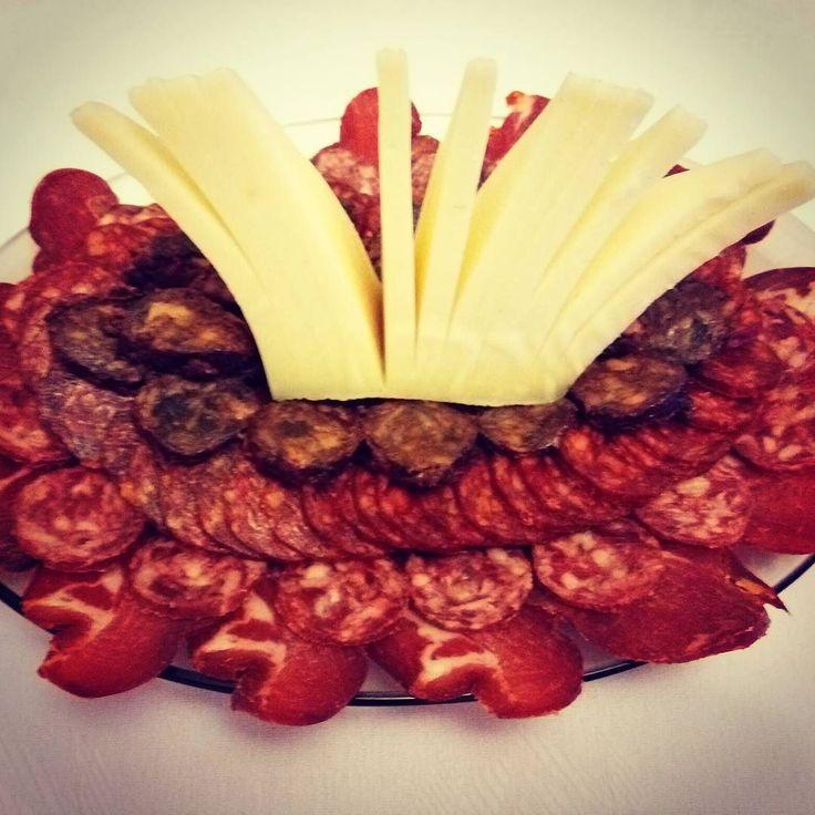 EspaÑol. #queso #chorizo #salchichon #lomo #foodstagram #foodporn