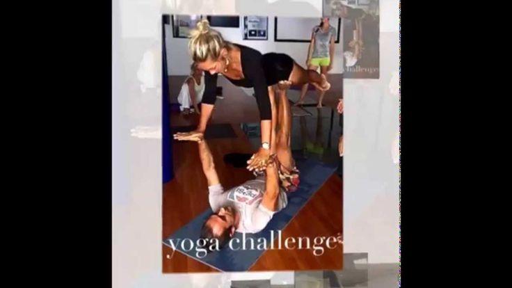 St. Barth Summer Camp Edition 7 Yoga Video by Nathalie Espérabé