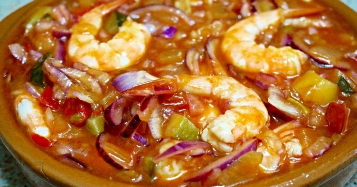 Севиче - блюдо из рыбы и морепродуктов     Севиче - блюдо из рыбы и морепродуктов, маринованных в соке лайма, очень распространено в стран...