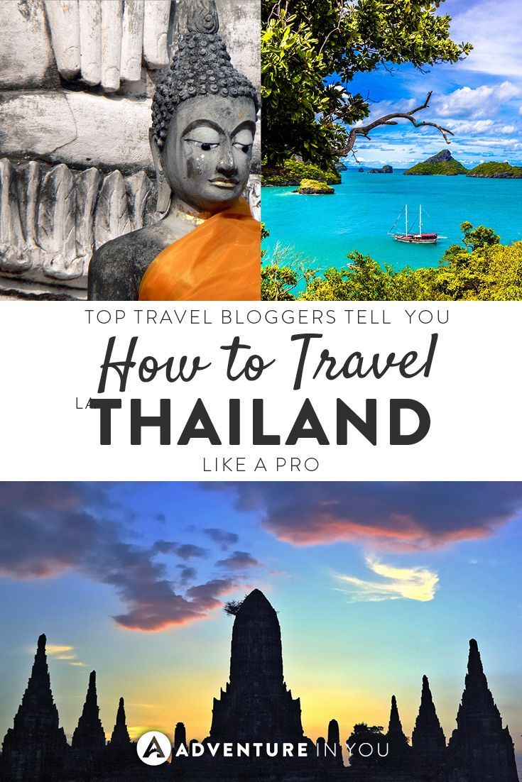Who better to tell you how to travel Thailand than top bloggers?