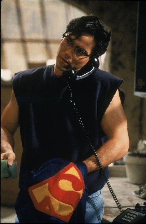 Clark Kent - Dean Cain.......favourite Superman