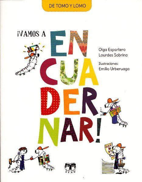 Aunque es un libro dirigido a los niños, muestra a través de proyectos sencillos, elaborados paso a paso e ilustrados con fotografías en color, las primeras operaciones en la realización de encuadernaciones.  http://casadelencuadernador.com/producto/vamos-a-encuadernar/