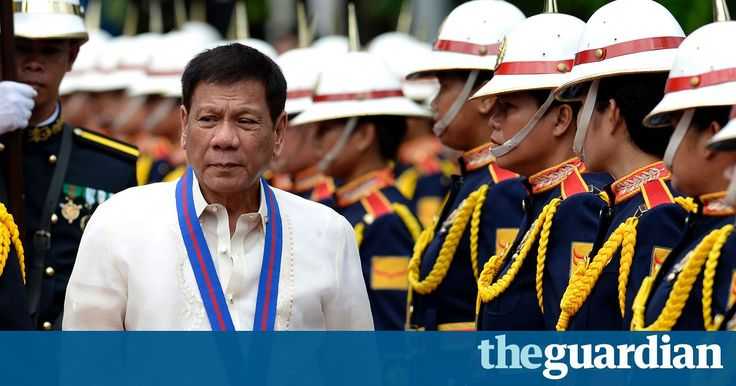 Philippine senators call for Duterte to be impeached over killing confession | World news | The Guardian