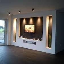 Resultado de imagen para muebles de gypsum para tv