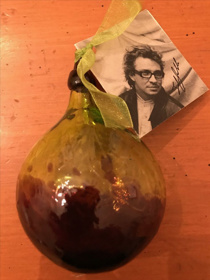 Ted Jolda - Green & Purple Fig