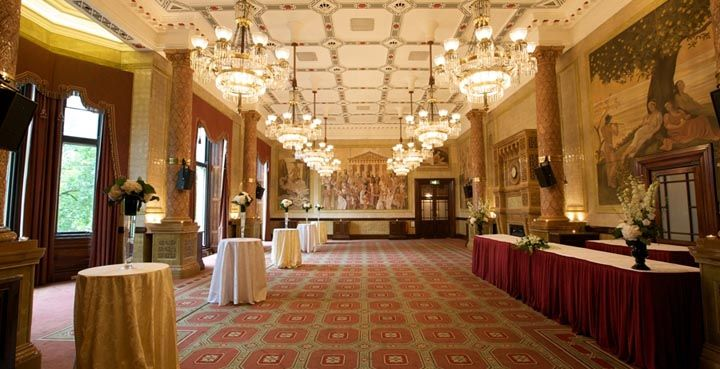 Venue Review: Royal Horseguards Hotel and One Whitehall Place | wefindvenues.com