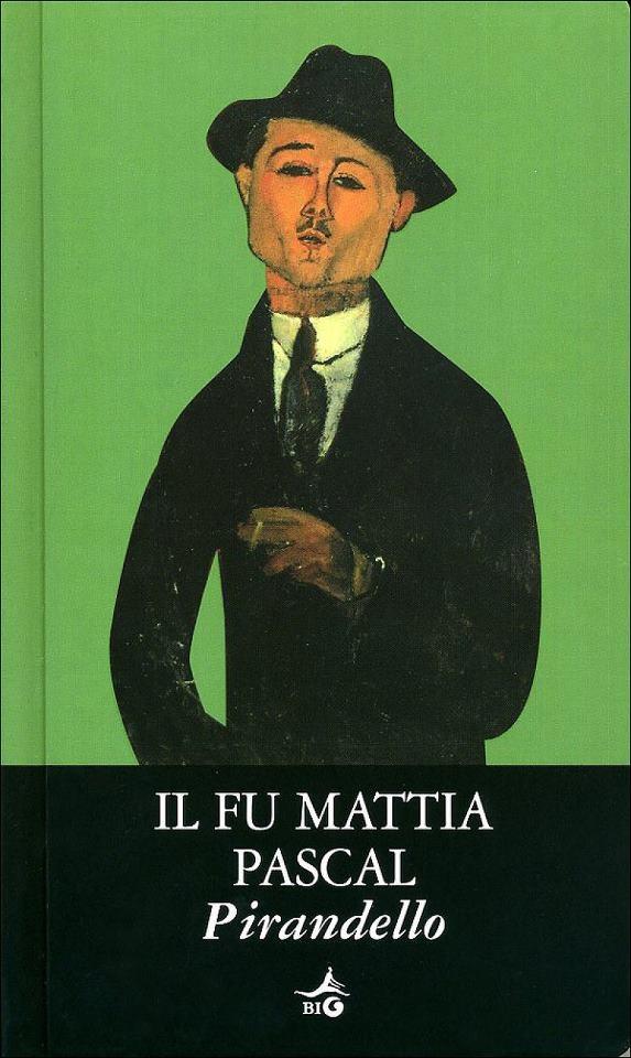 il fu mattia pascal strong sense of irony, Anti-hero, rising falling forutne, mechanism of chaos