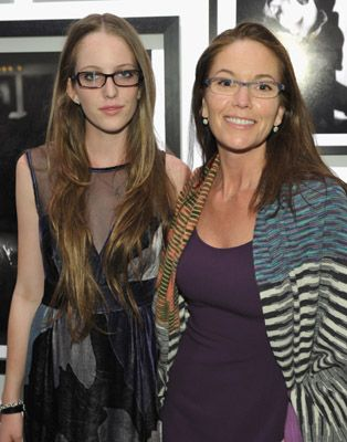 Diane Lane and ex husband Christopher Lambert's daughter Eleanor her only child. - Photos - MSN Movies