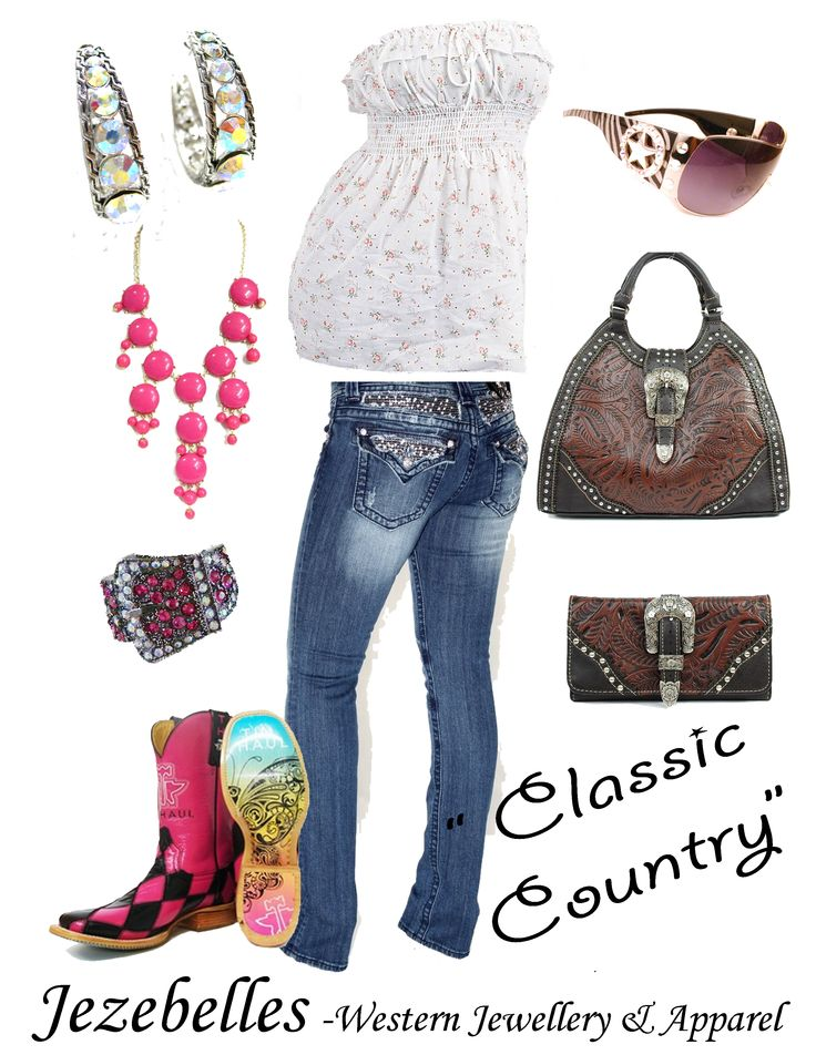 Jezebelles `Classic Country`  Find these items on facebook@ http://facebook.com/jezebelles?fref=ts