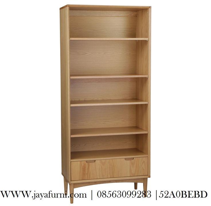 jaul lemari buku minimalis model modern dengan model terbaru minimalis simpel yang sangat cocok untuk hunian minimalis sekarang.