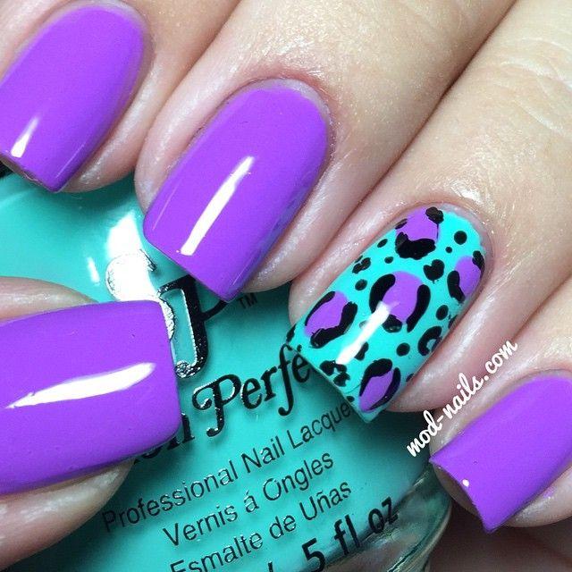 Instagram photo by @ modnails #nail #nails #nailart