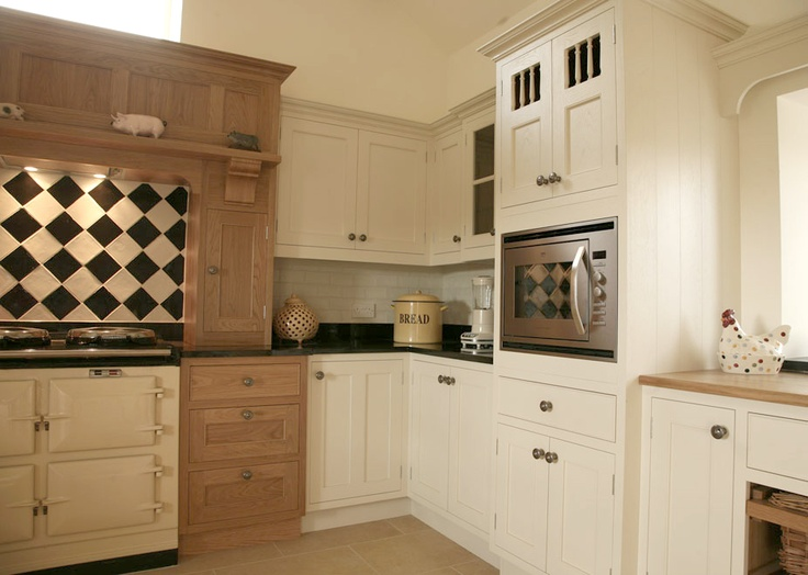 16 best clunch 2009 paint farrow and ball images on for Modern kitchen designs 2009