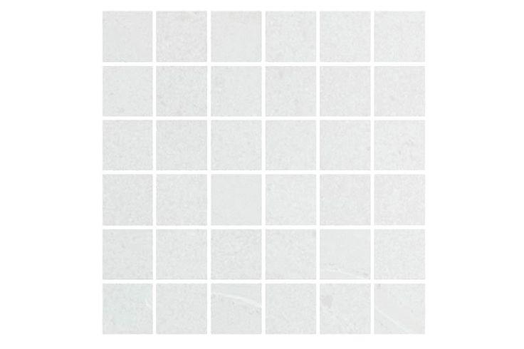 Shuttered Concrete Mosaic Pebble Wall & Floor Tiles 30x30cm - Tons of Tiles