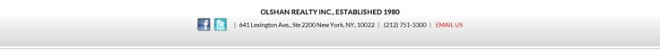 May 7-13, 2012  Report on Contracts Signed  NYC Residential Properties  $4 Million and Above