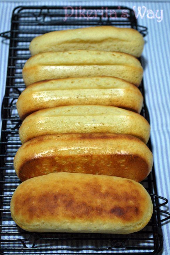 El pan para perritos sin gluten mas fácil de hacer del mundo.