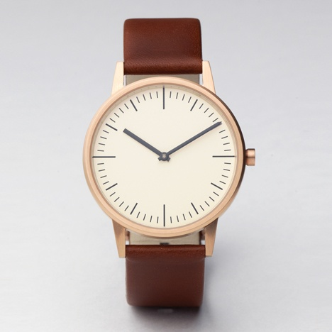 Uniform Wares 150 Series | Designer Watches | Dezeen Watch Store