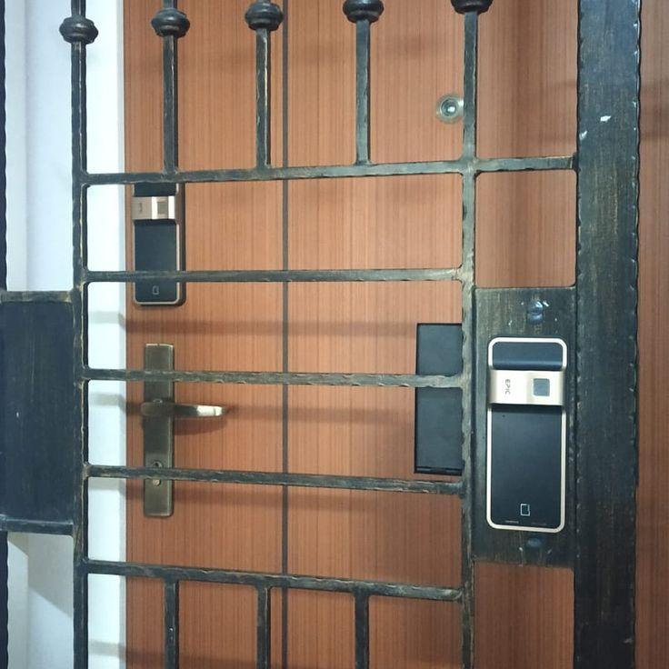 My Digital Lock Specialise in Gateman, KEYWE Smart home