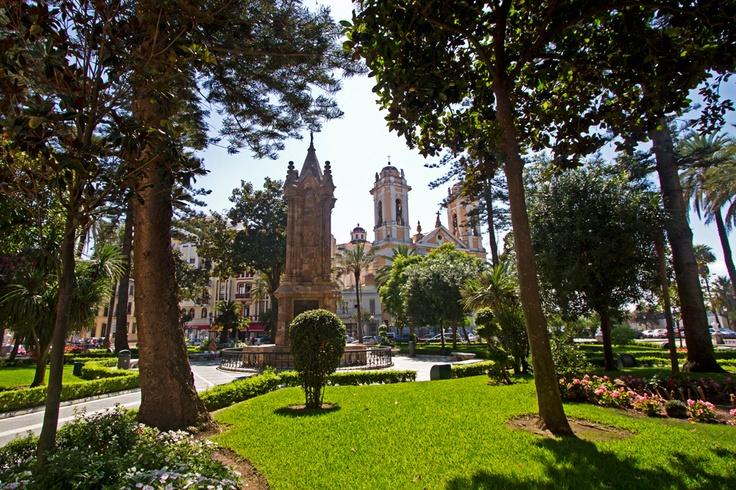 Plaza de África