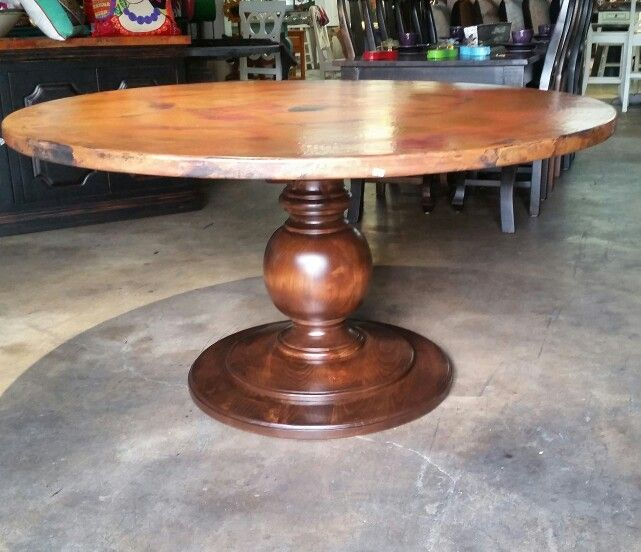 Copper And Wood Coffee Table: 17 Best Images About Copper Table On Pinterest