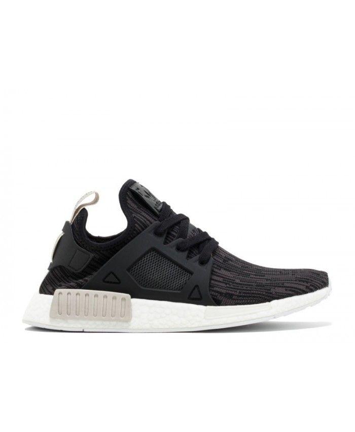 Chaussure Adidas NMD XR1 BB2370 Noyau Noir/Utilitaire Noir/Blanche
