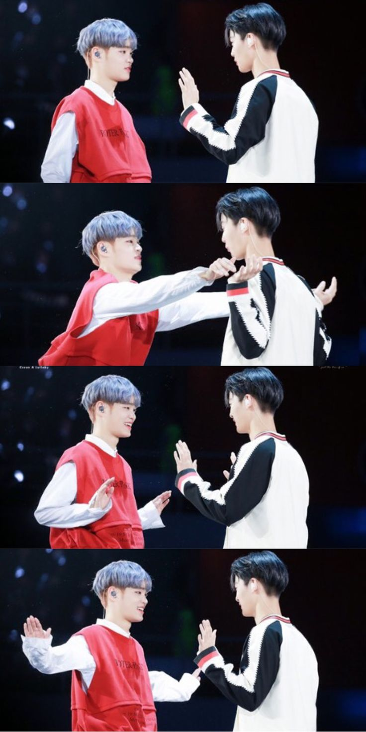 171216 Wanna One Premier Fancon Day 2 #BaeJinyoung #Daehwi