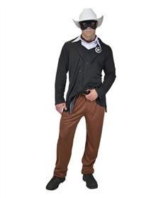 Best Mens Halloween Costume Ideas: The Lone Ranger