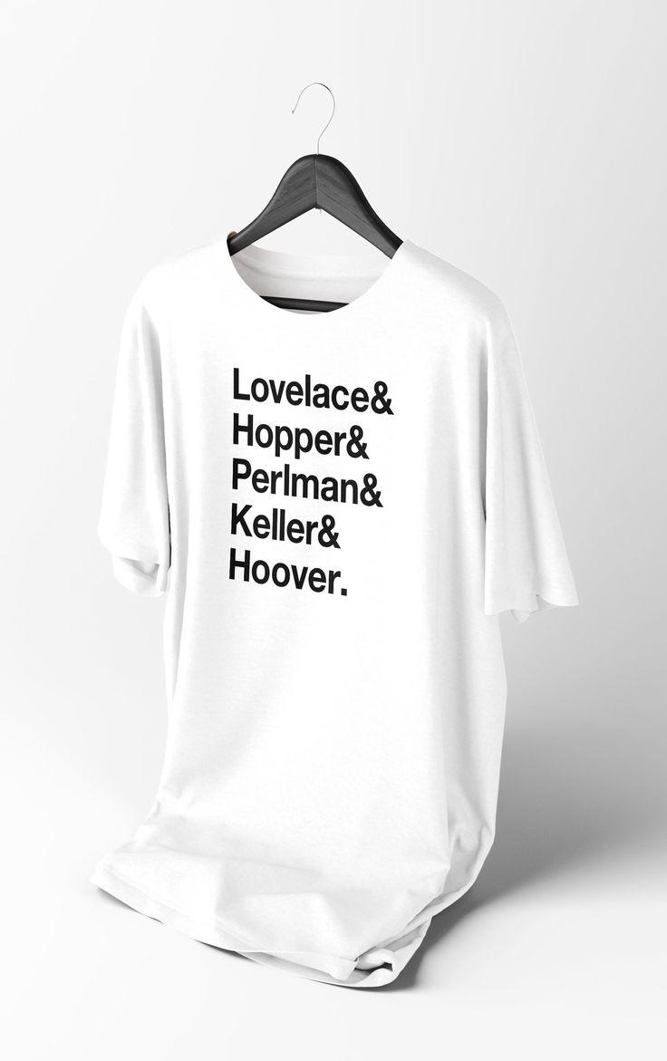 Women Of Tech Shirt (White)