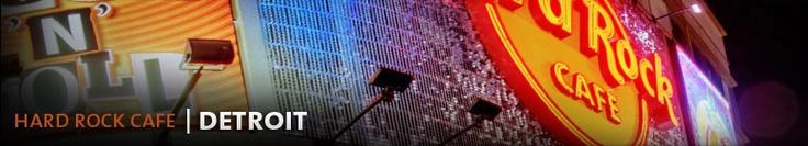 Hard Rock Cafe - Detroit
