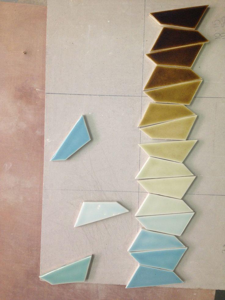 Colour grading