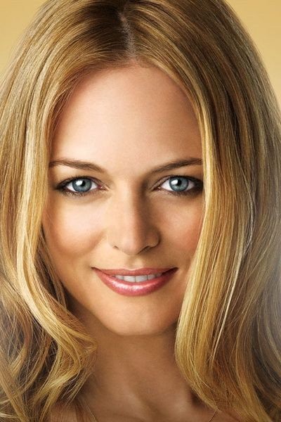 Heather Graham love how natural this makeup is