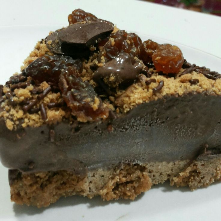 Chocolate Speculaas Cheesecake by Battye's Indonesia